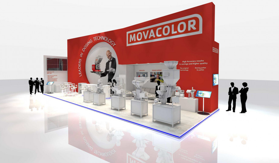 MOVACOLOR FOCUSSES ON CUSTOMER EXPERIENCE AT K 2019